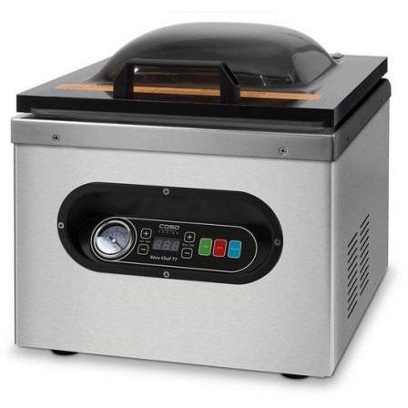 CASO Професионална машина за вакуумиране с камера CASO 1420