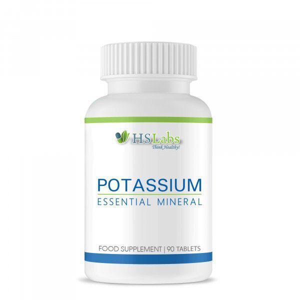 HS Labs Potassium