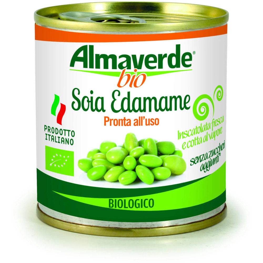 Almaverde Bio Био соя Едамаме