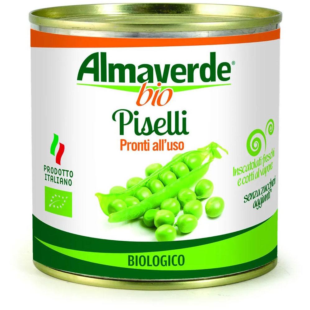 Almaverde Bio Био зелен грах