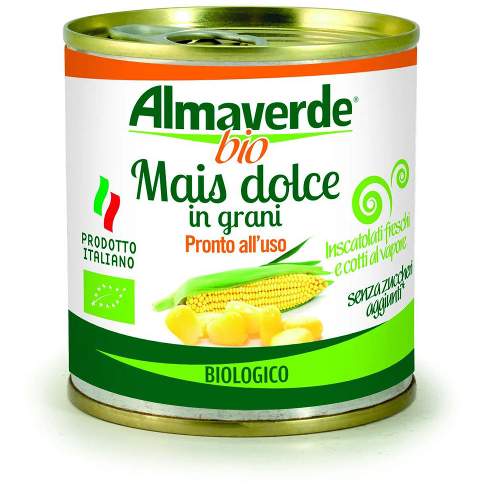 Almaverde Bio Био сладка царевица