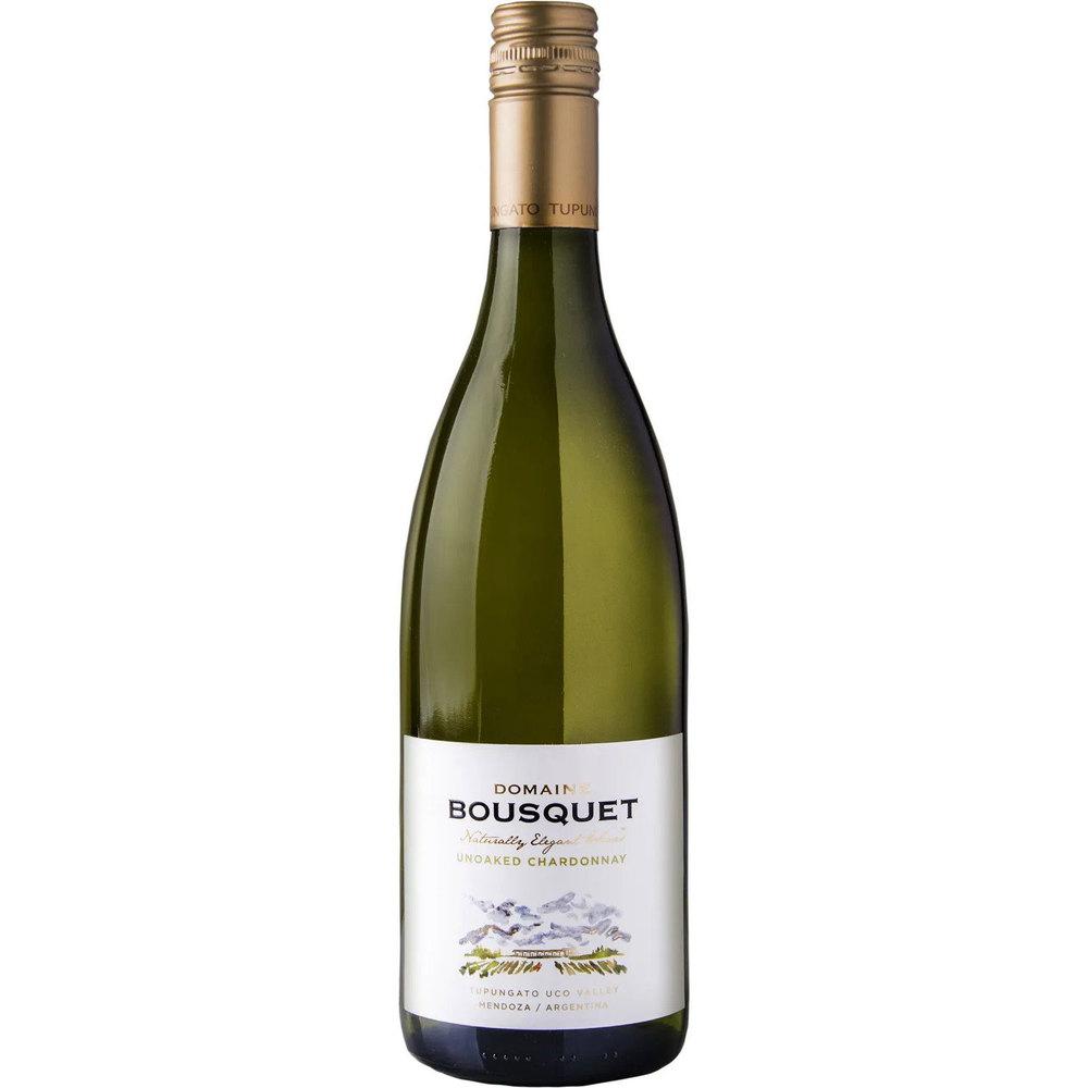 Domaine Bousquet Био бяло вино Premium Chardonnay 2020