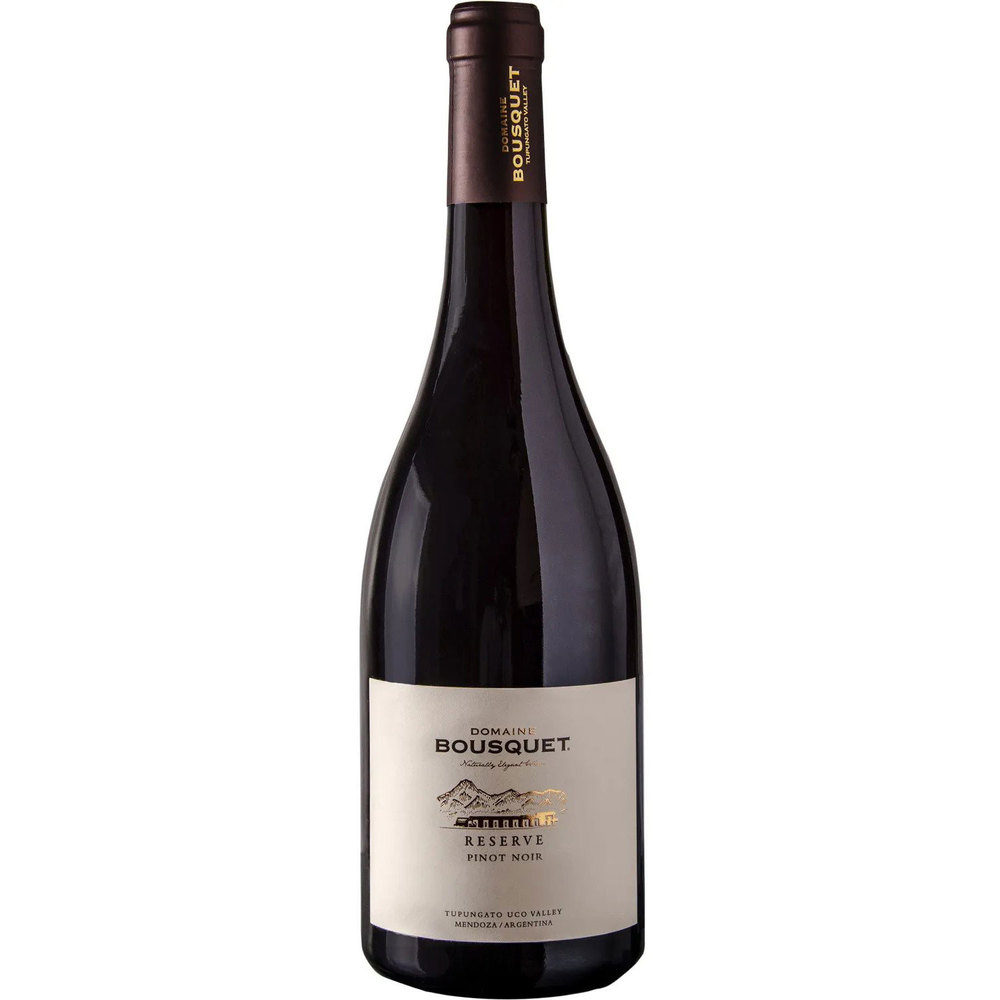 Domaine Bousquet Био червено вино Reserva Pinot Noir 2019