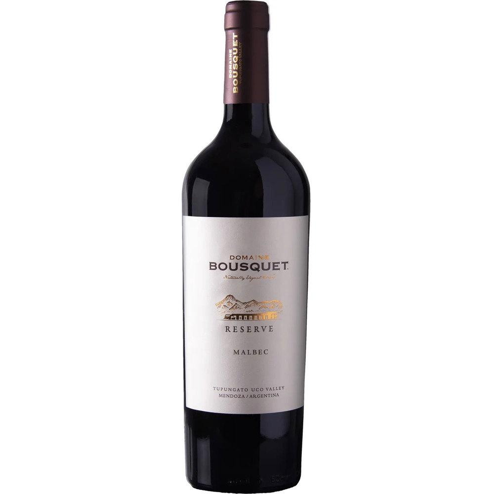 Domaine Bousquet Био червено вино Reserva Malbec 2019