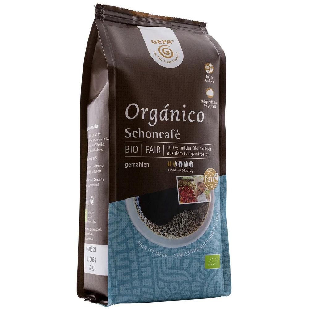 GEPA Био кафе нискокиселинно от Централна Америка