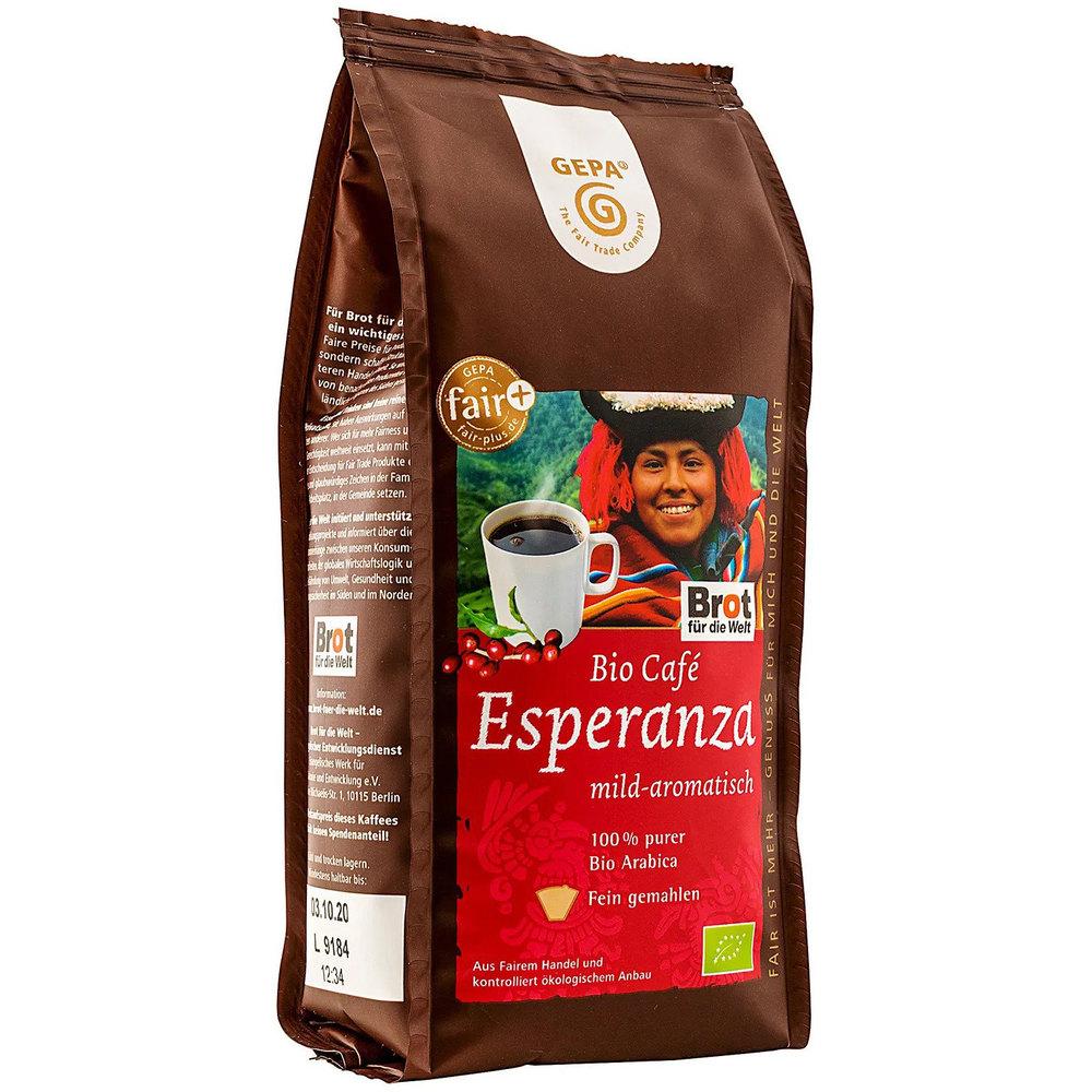 GEPA Био кафе Esperanza 100% Арабика