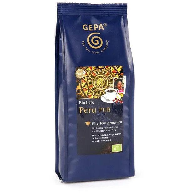 GEPA Био кафе с единен произход Перу
