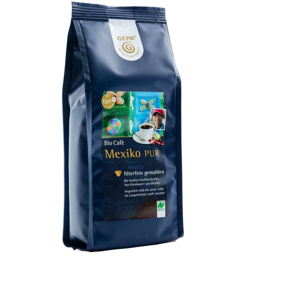GEPA Био кафе с единен произход Мексико