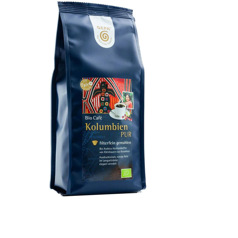 GEPA Био кафе с единен произход Колумбия