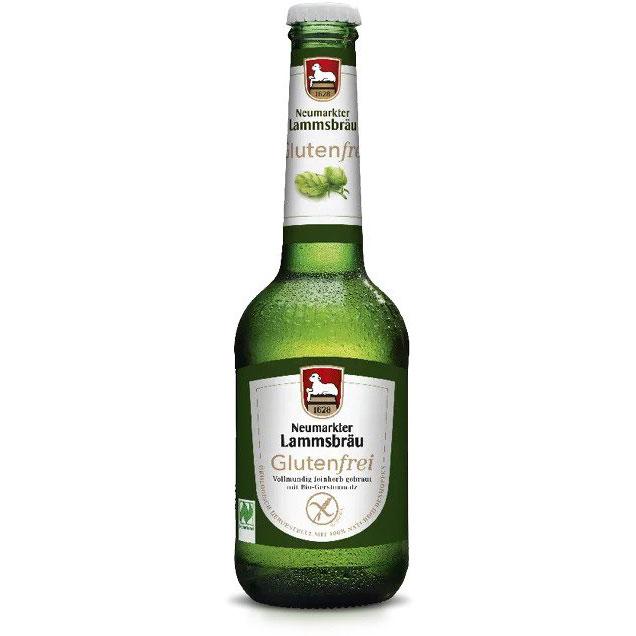 Lammsbräu Био бира Glutenfrei