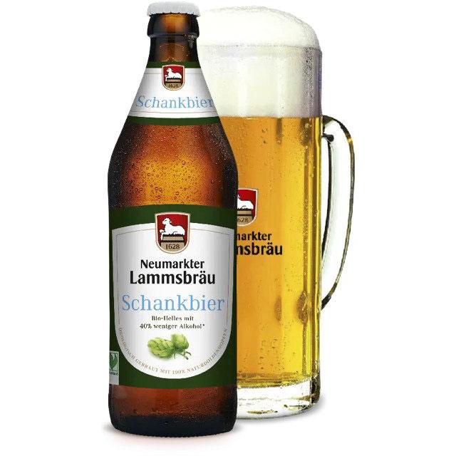 Lammsbräu Био бира Schankbier