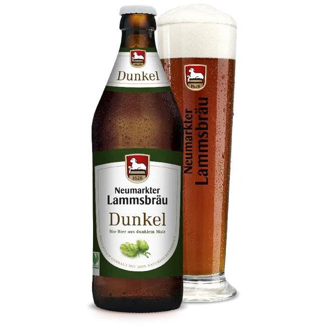 Lammsbräu Био бира Dunkel