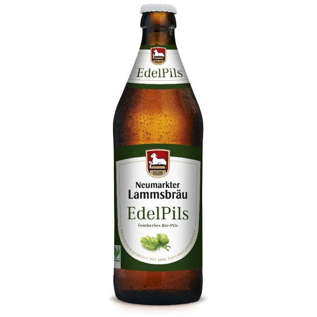 Lammsbräu Био бира EdelPils