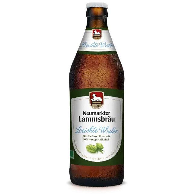 Lammsbräu Био бира Weiße Leichte