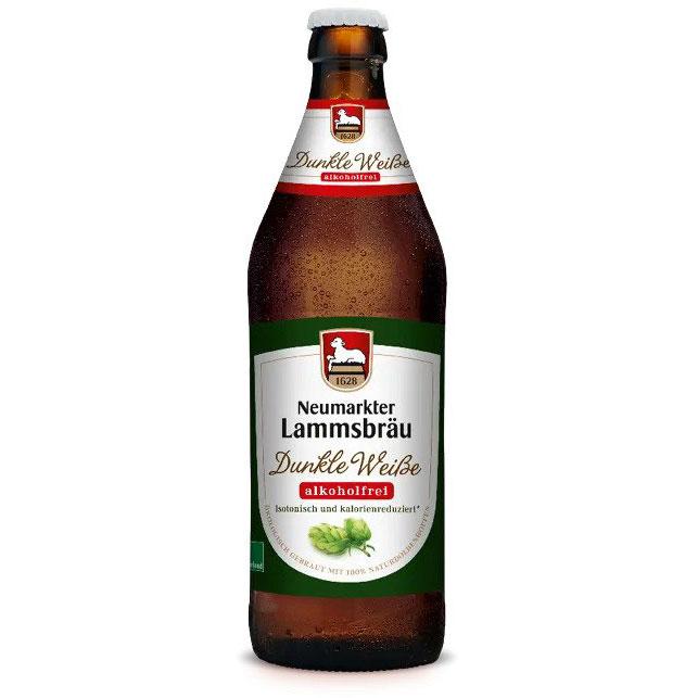Lammsbräu Био бира Alkoholfrei Dunkle Weiße