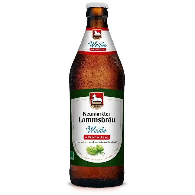 Lammsbräu Био бира Alkohofrei Weiße