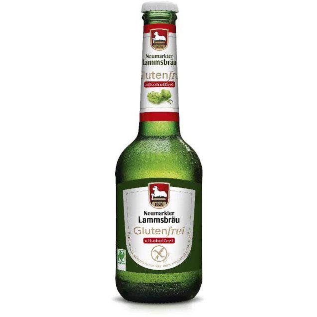 Lammsbräu Био бира Alkoholfrei Glutenfrei