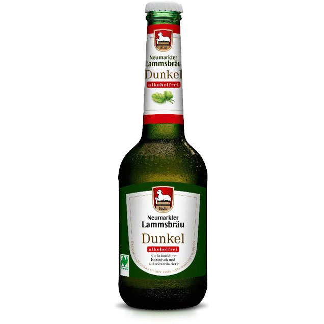 Lammsbräu Био бира Alkoholfrei Dunkel