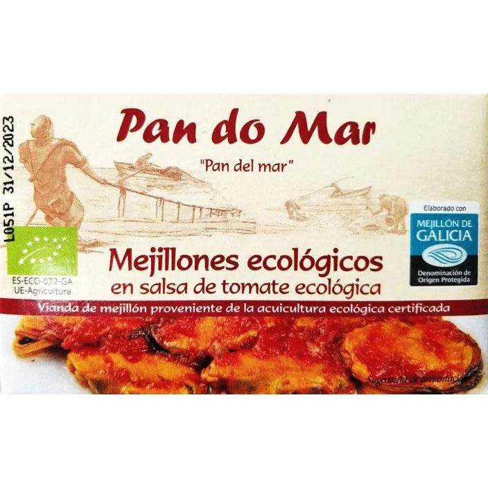 Pan Do Mar Био миди в доматен сос