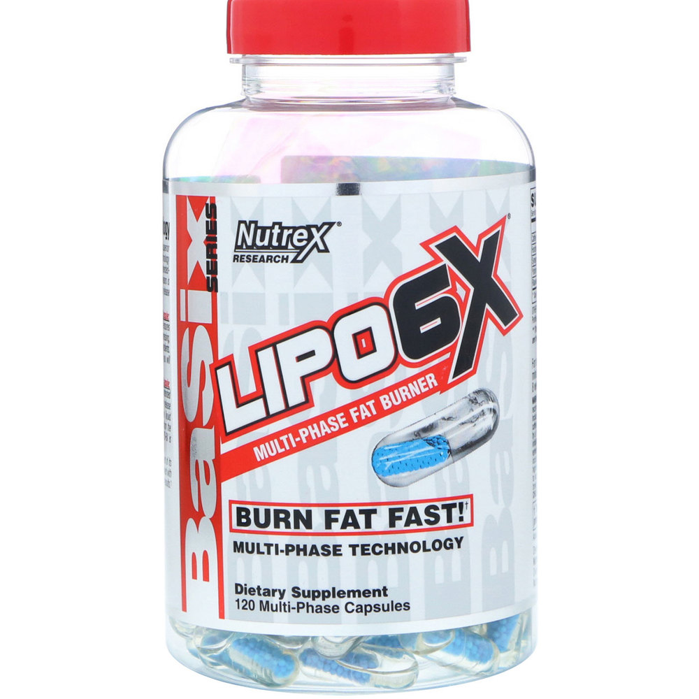 Nutrex Research Lipo 6x