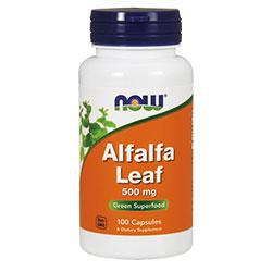 NOW Foods Alfalfa leaf