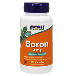 NOW Foods Boron