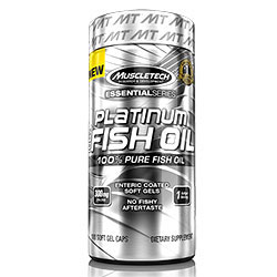 Muscle Tech Platinum 100% Fish Oil