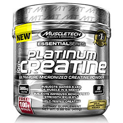Muscle Tech Platinum 100% Creatine
