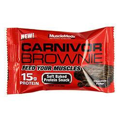 Muscle Meds Carnivor Brownie