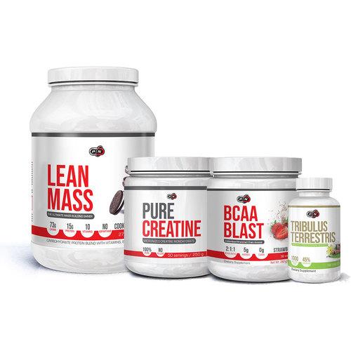 Pure Nutrition Ултимативен стак за покачване на мускулна маса