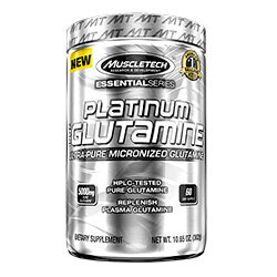 Muscle Tech Platinum 100% Glutamine