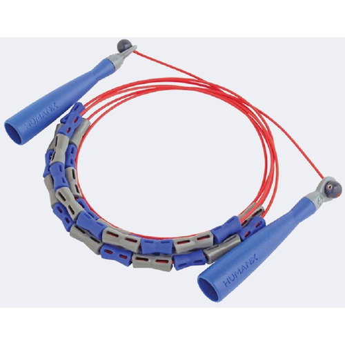 Harbinger HumanX Beaded X2 Speed Rope