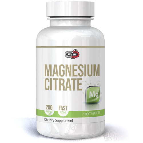 Pure Nutrition Magnesium Citrate