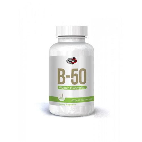 Pure Nutrition Витамин B-50