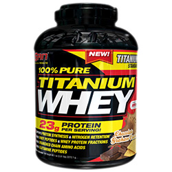 SAN Pure Titanium Whey