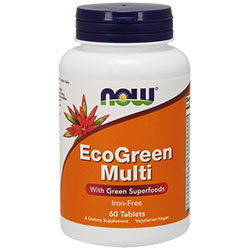 NOW Foods Eco Green multi