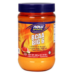 NOW Foods BCAA Big 6