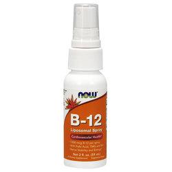 NOW Foods Vitamin B-12 Liposomal Spray