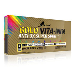 Olimp Nutrition Gold Vita-Min Anti-Ox Super Sport™