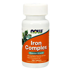 NOW Foods Iron complex