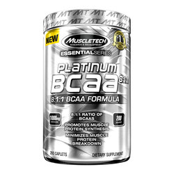 Muscle Tech Platinum BCAA