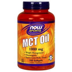 NOW Foods MCT Oil Sofgels