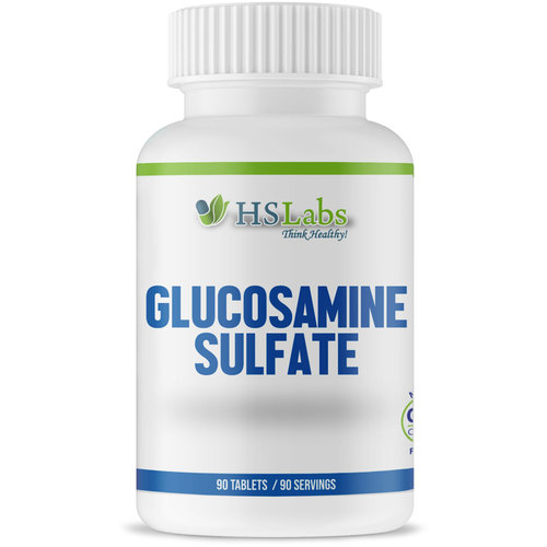 HS Labs Glucosamine Sulfate