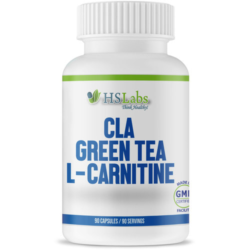 HS Labs CLA, Green Tea and L-Carnitine