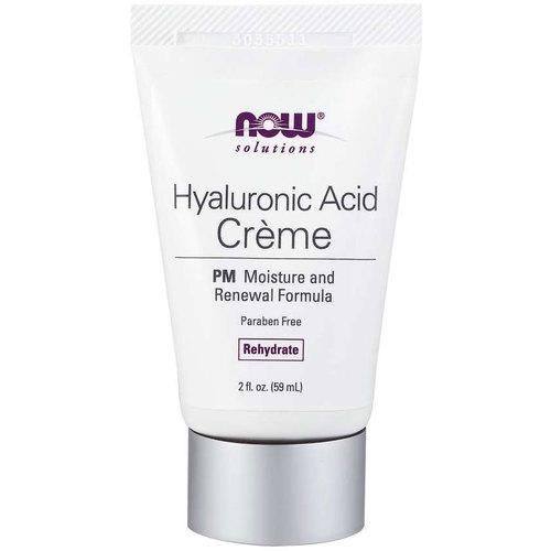 NOW Foods Hyaluronic Acid Cream Night Formula