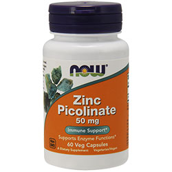 NOW Foods Zinc picolinate