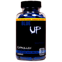 Controlled Labs Blue up stimulant-free