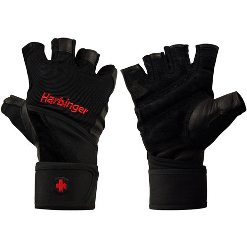 Harbinger Ръкавици Pro с накитници