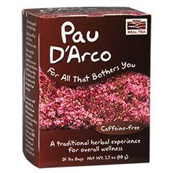 NOW Foods Pau D`Arco Чай