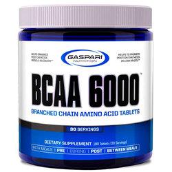 Gaspari Nutrition BCAA 6000